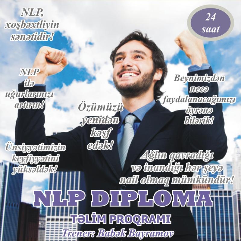 Nlp Diplom Sertifikat Proqramı