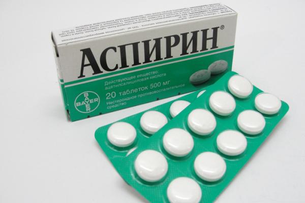 Aspirin içənlərin diqqətinə!