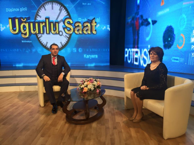 Azərbaycan Efirində İlk Fərdi İnkişaf Proqramı-Uğurlu Saat