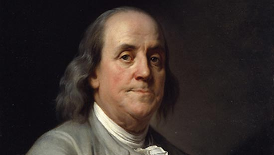 Benjamin Franklin deyərdi ki ...