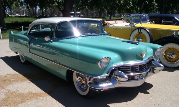 Cadillac şirkətinin tarixi