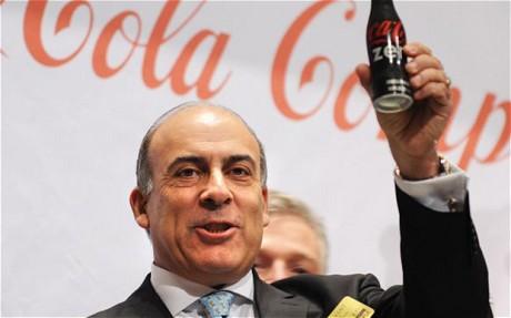 Coca-Colanın prezidenti niyə heç vaxt tək şam etmir?