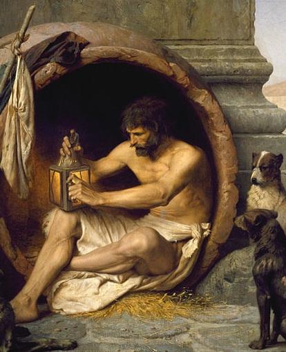 Diogen çəndə yaşayıb?