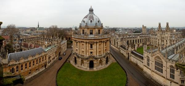 Güclülərin güclüsü - Oksford Universiteti