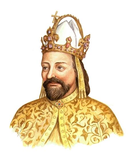 IV Karl - 4 rəqəminə sevgisi