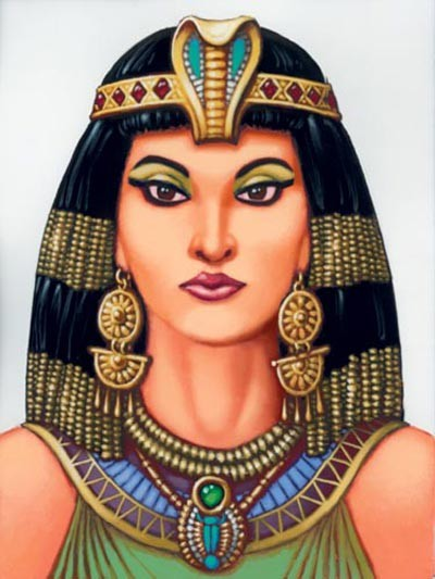 Kleopatranın gözəllik sirləri