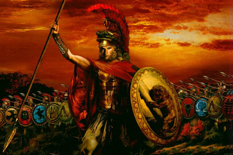 Makedoniyalı İsgəndərin  Tabutu