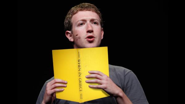 Mark Zukerberqin həyatını dəyişən kitablar
