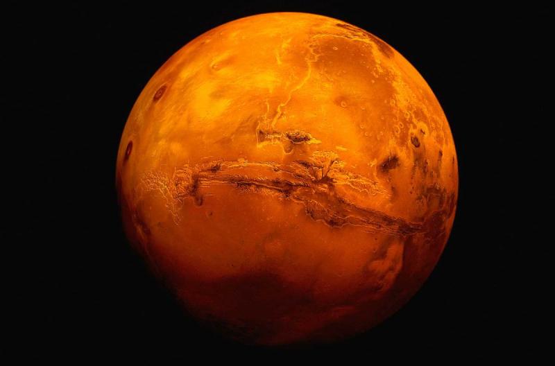 Marsda Yaşayacaq 100 İnsan