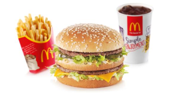 McDonald'sın uğurunun sirrləri