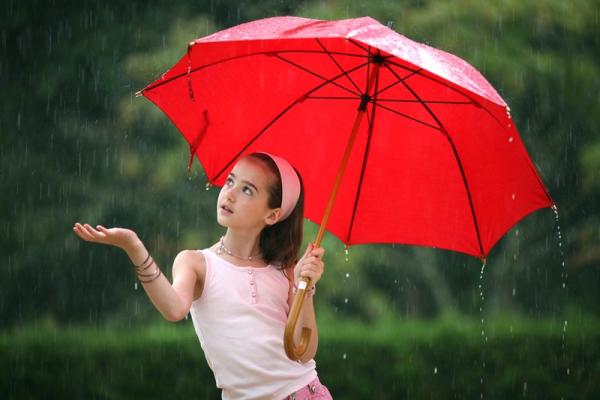 Narın Narın Yağan Yağış ...