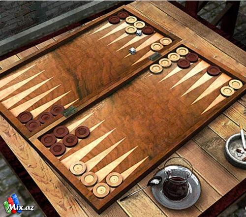 Nərd oyununun tarixi