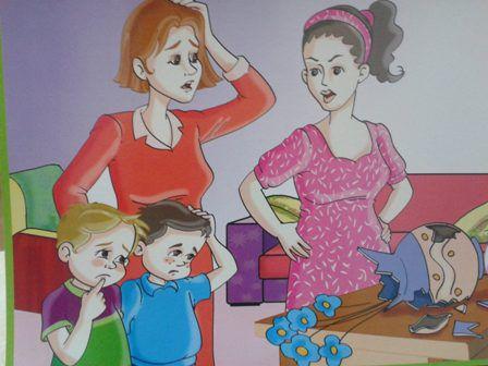 Qonaq Gedərkən Uşaqları Necə Sakit Saxlamalı?