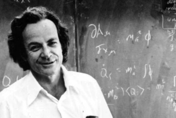 Riçard Feynmanın Arvadına Yazdığı Gizli Məktub.