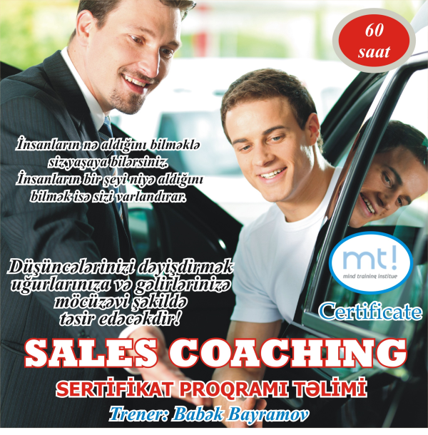 Satış Koçluğu (Sales Coaching)