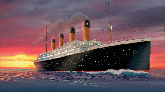 Titaniklə bağlı maraqlı faktlar