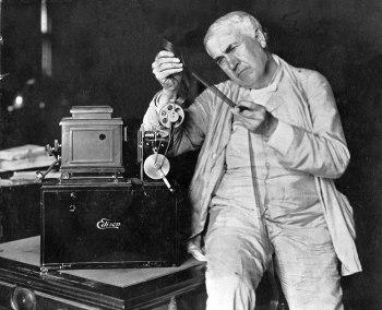 Tomas Edison-Dan Maraqlı İxtira