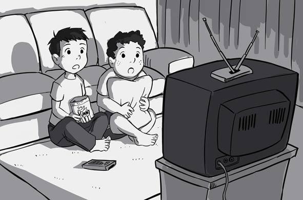 Uşaq Otağına Televizor Qoymayın!