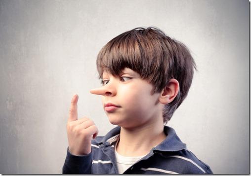 Uşaqlar Niyə Yalan Danışır?