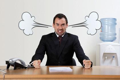 İş yerində stress yaradan amillər