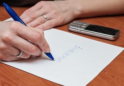 İstefa məktubunu necə yazmaq lazımdır?